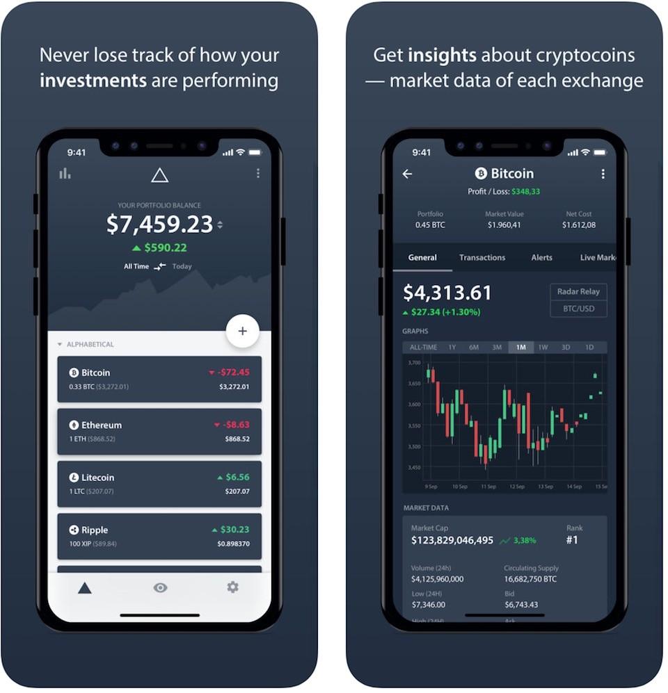 Crypto-apps